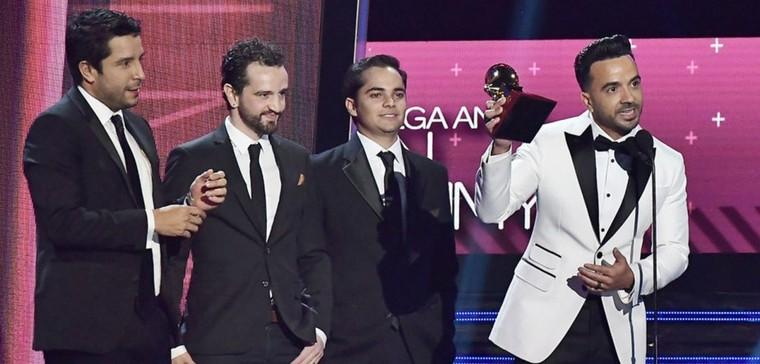 Grammy Latino 2017: ce sont tous les gagnants de la nuit - LNO