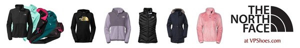 Womens North Face Jackets | VP Shoes
