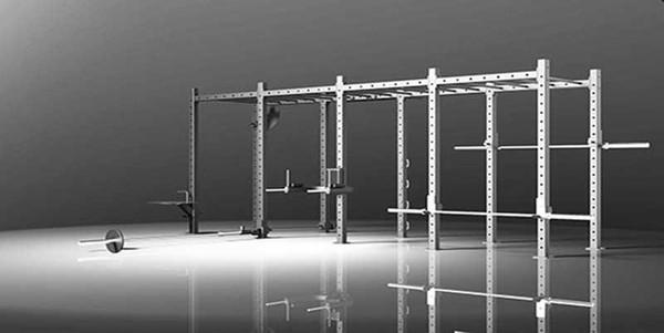 Estructura Entrenamiento Funcional para Gimnasios - Ortus Fitness