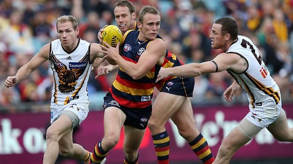 Australian Football League Live – Round 17 – Adelaide Crows vs Hawthorn – 11th July