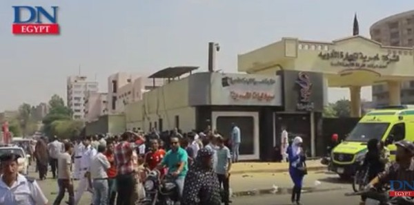 In Video: Families protesting against the shortage of subsidised infant milk - Daily News Egypt