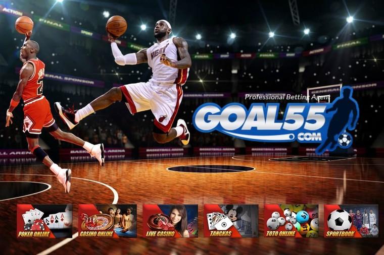 Bandar Judi Basket Online Bonus Terbanyak