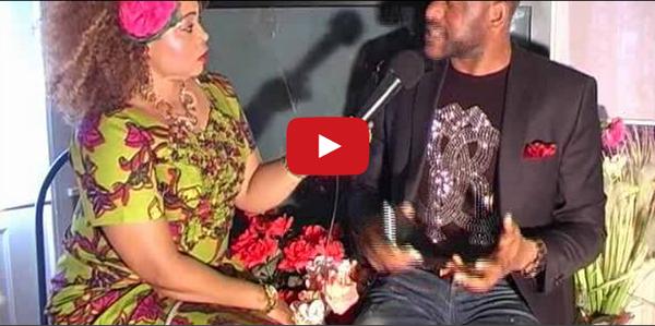 ODON MBO : 'Felix Tshisekedi est un collabo', regardez !