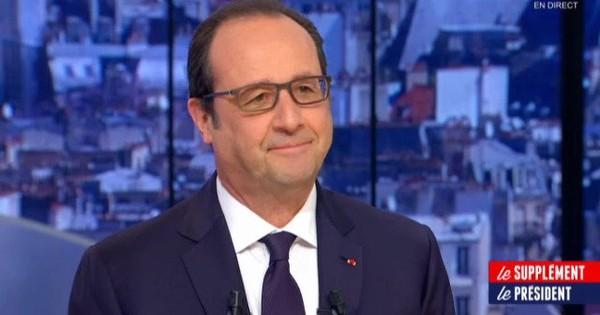Le Supplément du 19/04/15 - Emission Spéciale François Hollande