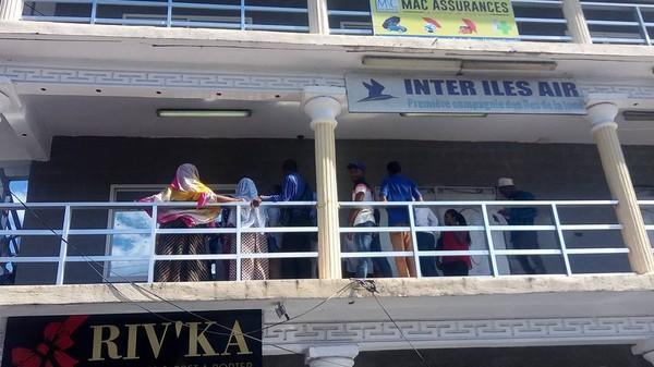 Cessation des activités d'Inter Iles Air / Les premières réactions… | La Gazette Des Comores