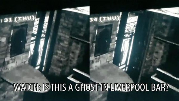 Watch: 'Ghost' flings open doors in Eric's nightclub