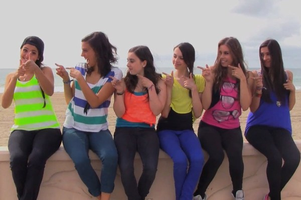 Cimorelli Cruise to the Beach & Cover 'Windows Down' By Big Time Rush