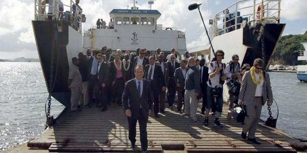 Mayotte : les migrants oubliés du 101e département français