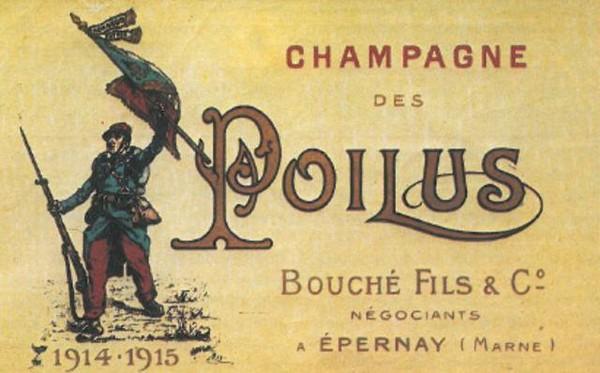 11 novembre 1918 : Champagne ?, Vigne & vin - Pleinchamp
