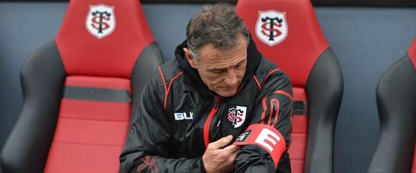 Réaction Guy Novès : « Se tourner vers le championnat » - Stade Toulousain