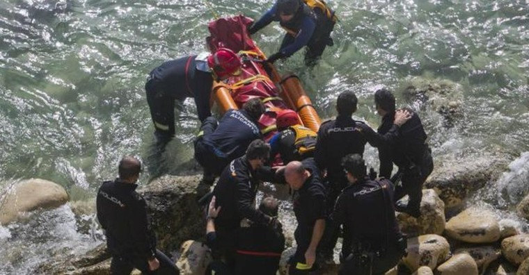 Un jeune Belge de 18 ans veut faire un selfie à Alicante: il chute de la falaise...