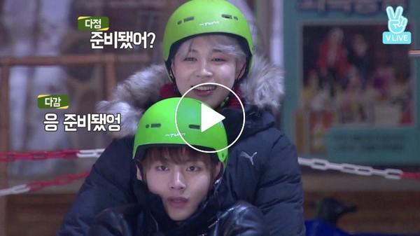 [V LIVE] Run BTS! 2017 - EP.16 [SOUS-TITRES ENG]