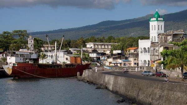 Comores: l'opposition dénonce l'élection du président de l'Assemblée - Afrique - RFI