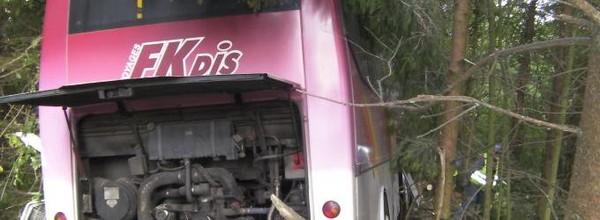 15 blessés après un accident de bus dans le Rethélois : notre vidéo sur place