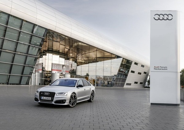 The 2016 Audi S8 Plus will be available for US customers next month