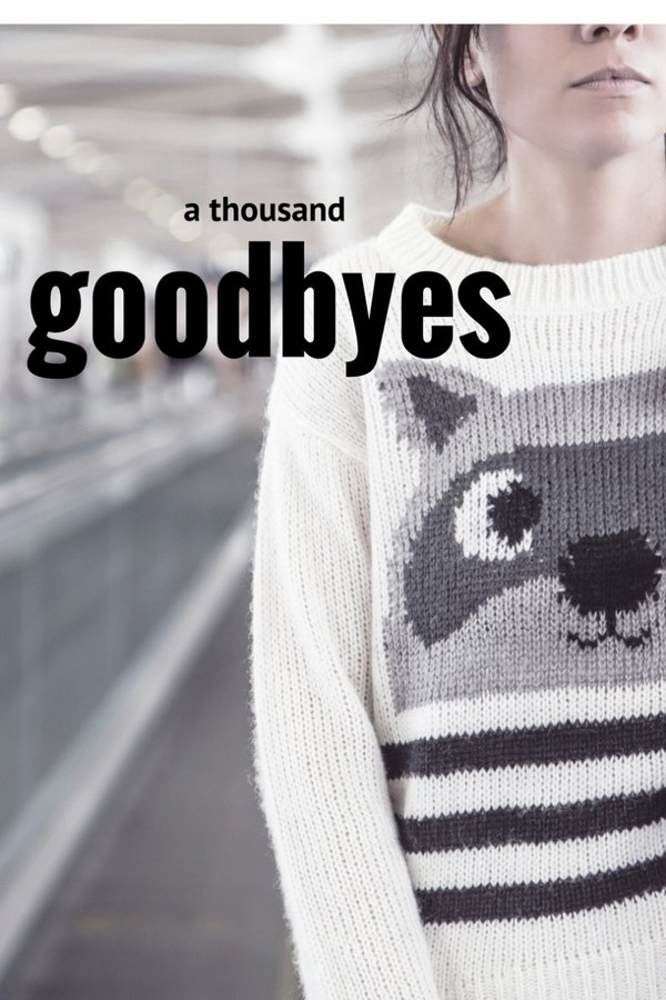 Preview Monday-a thousand goodbyes