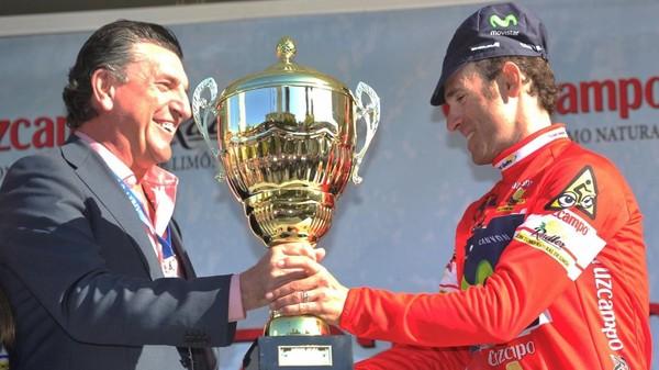 Alejandro Valverde (Movistar) remporte la Ruta del Sol pour la quatrième fois