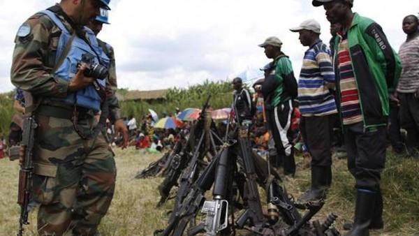 RDC: nouvelles redditions de combattants FDLR dans l'est du pays - Afrique - RFI