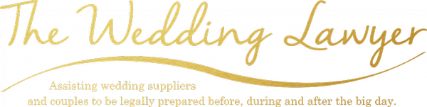 The Wedding Lawyer | Contracts For Couples And Wedding Services Suppliers
