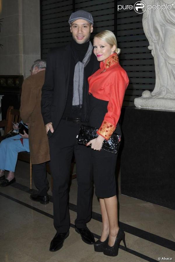 Roselyne Bachelot, élégante et chic auprès de Mia Frye et des frères Bogdanov