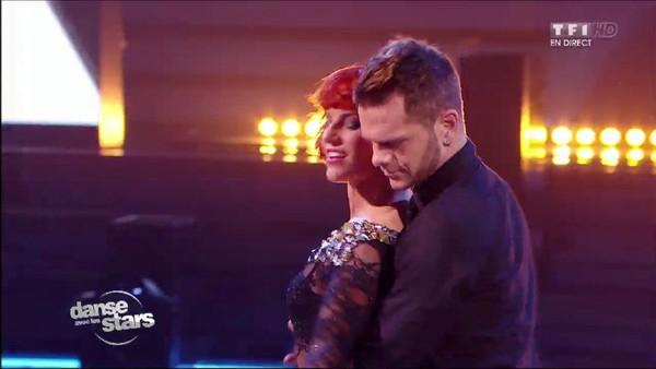 Danse avec les stars - Un tango pour Keen'V et Fauve Hautot sur « Je ne suis pas un héros » - Daniel Balavoine