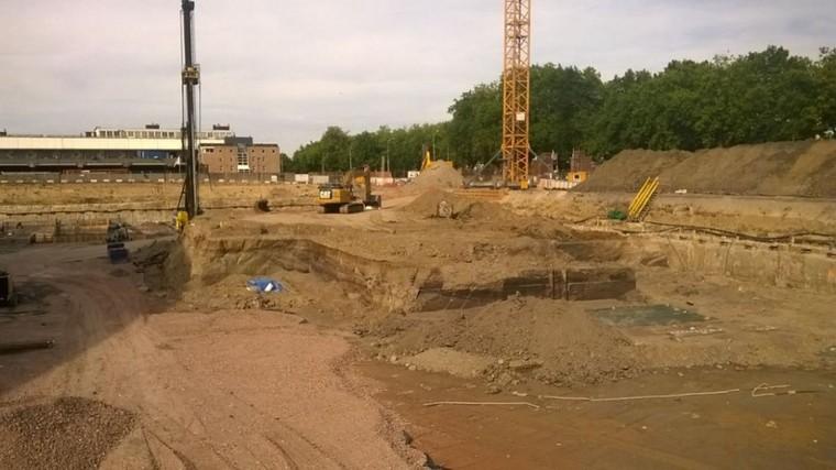 Bruxelles: des vestiges romains retrouvés sur le site de Tour et Taxis