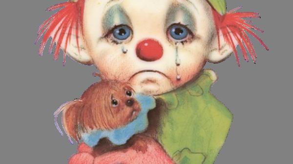 Redonnez le sourire à notre Clown