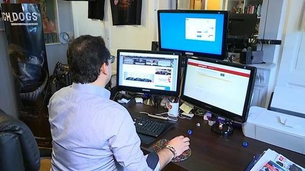 Un blogueur lillois lutte contre la propagande de l'EI sur internet