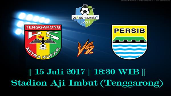 Prediksi Mitra Kukar vs Persib 15 July 2017 Liga 1 Indonesia