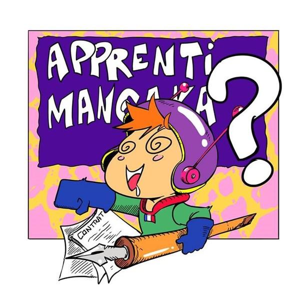 BD numérique : Apprenti Mangaka ??? - BDZMag
