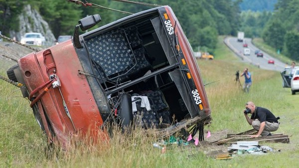 É.-U.: une ado québécoise perd la vie dans un accident
