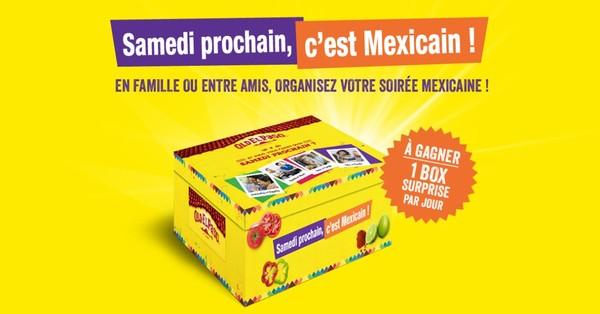 Old El Paso™ vous aide à organiser votre soirée mexicaine !