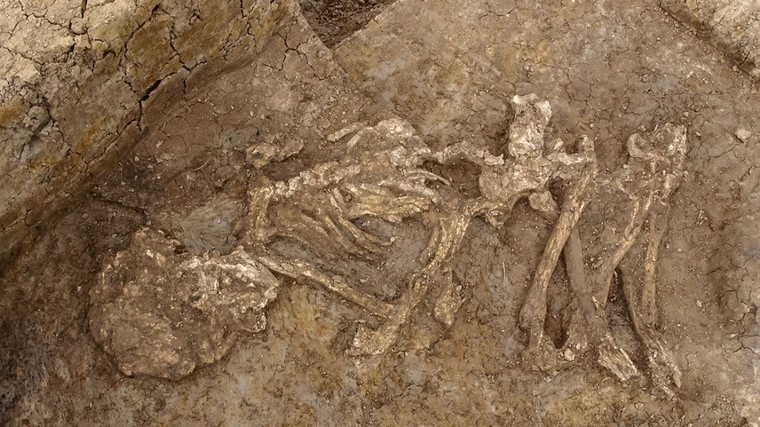 Were there mummies in Bronze Age Britain?