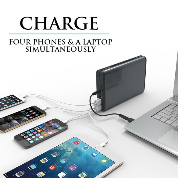 Top 5 Best Power Bank 50000mAh For iPhone, iPad and Laptops