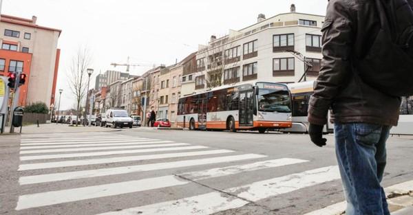 Enfant fauché avenue Goffin: le chauffeur de bus de la Stib condamné