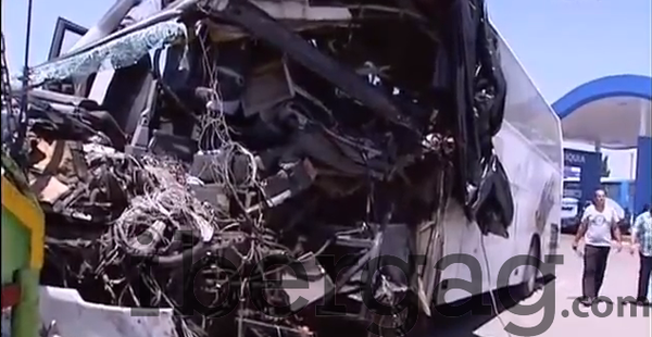 Le drame de l'accident d'Azilal dû à L'inattention du conducteur du camion d'après le ministère - IBERGAG