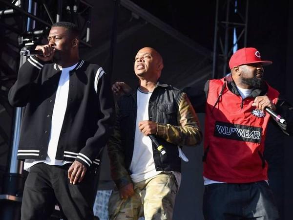 "Wu-Tang Clan ""Of Mics & Men"" EP Stream, Cover Art & Tracklist | HipHopDX | wu tang clan الراب الأمريكي بالعربية"
