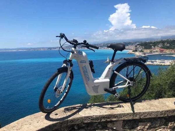 La Métropole Nice Côte d'Azur expérimente le vélo à hydrogène - LaNiçoise.info