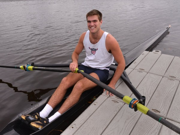 Ponte Vedra High senior rowing his way to Harvard, preparing for Ivy League on St. Johns River