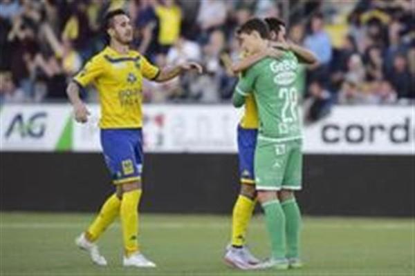 Jupiler Pro League - Le Standard, battu 1-0, ne confirme pas son renouveau à Saint-Trond