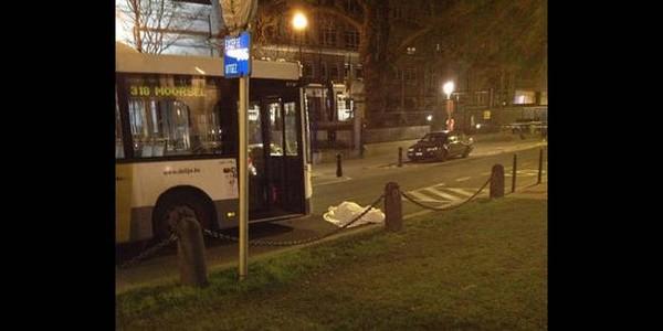 Un bus De Lijn tue un piéton à Madou
