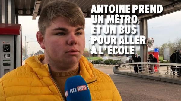 """Mécontents de l'état des bus, la moitié des chauffeurs TEC de Jumet font une grève sauvage: """"Impossible d'aller à l'école"""" (vidéo)"""