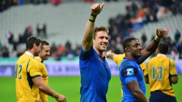 France-Australie - Bulletin de notes: Le Roux et Dusautoir au top, Spedding a tout raté