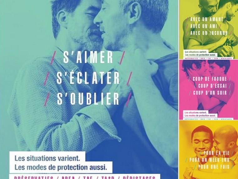Ces photos de couples gays déclenchent une vague d'homophobie
