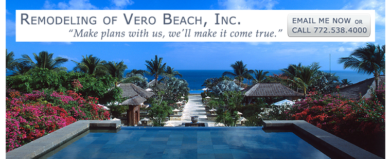 Hurricane Impact Doors and Windows - Remodeling of Vero Beach