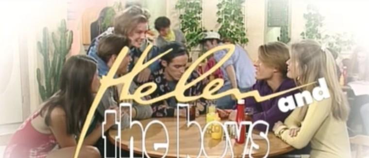 """Découvrez """"Helen and the Boys"""", l'adaptation américaine jamais diffusée d'Hélène et les garçons !"""