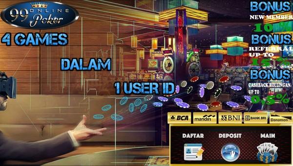 Judi Poker Online Deposit 10ribu