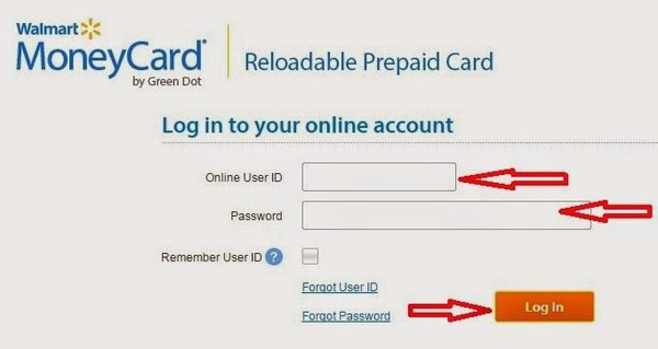 My Walmart Money Card Login Balance Check Online Activation