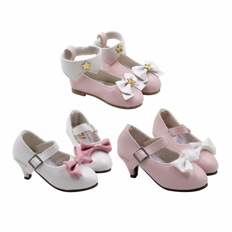 7.84€ 10% de réduction|Chaussures DBS 1/4 bjd pour poupée 45cm environ 6cm, chaussures à talons hauts | AliExpress