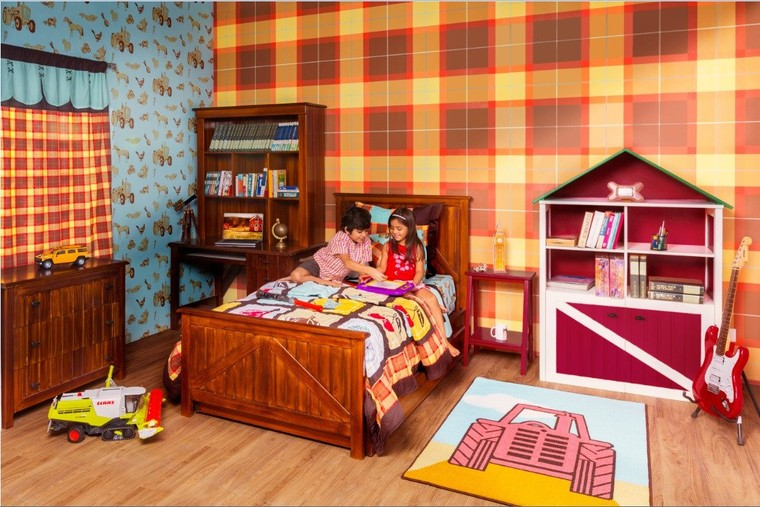 Themed Furniture, Bedding, Carpets, Wallpaper, Lights & Toys for Kids